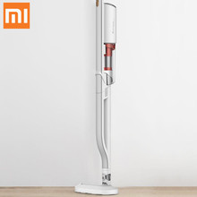 Xiaomi Deerma DX800S Handheld Vacuum Cleaner Multipurpose Double-Circulation Upright Back Carrying Dust Cleaning Machine 2019