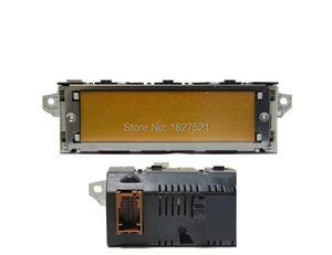 Image 4 - Top Quality !!!!!! Screen 12 Pin Support USB Dual zone Air Bluetooth Display monitor for Peugeot 307 407 408 citroen C4 C5
