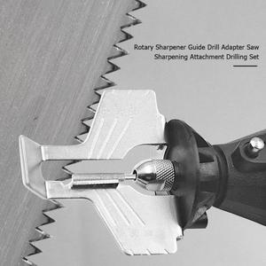 Saw Drill Adapter Sharpening A