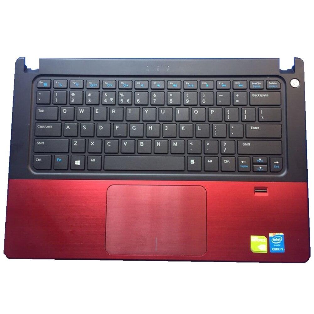 BillionCharm New For Dell Vostro V5460 5460 V5470 5470 V5480 5480 Palmrest With Touchpad  0N1TKX N1TKX 35JW8TA0040 0KY66W KY66W