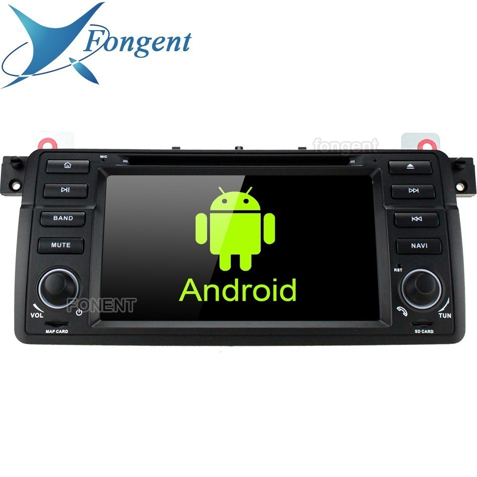 android 9 0 Eight Octa Core 4GB RAM Car DVD Player For BMW 3 Series E46