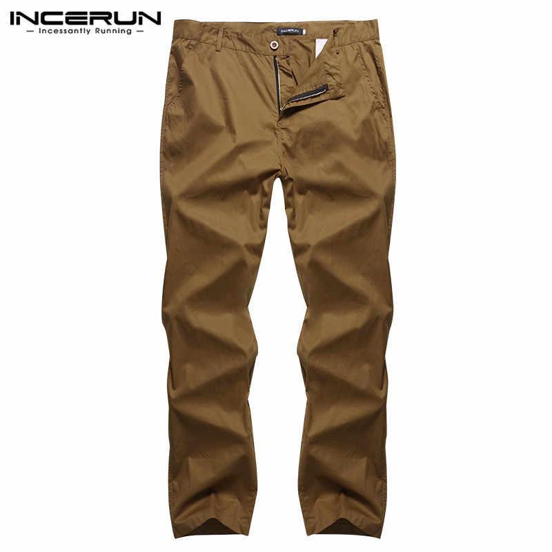 Pantalones de vestir formales de alta calidad Pantalones rectos sólidos para Hombre, pantalones casuales, pantalones de chándal ajustados, pantalones de lápiz para Hombre