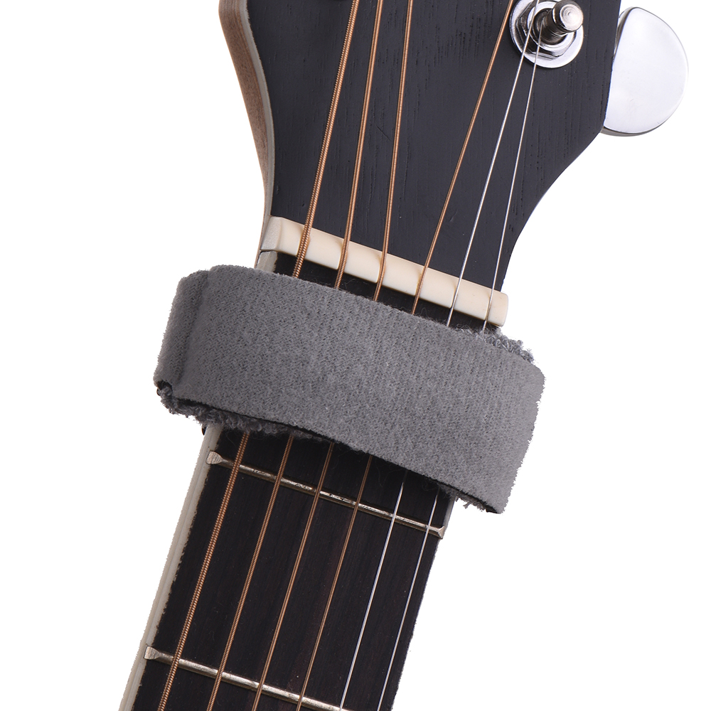 guitar fretwraps strings mute muter fretboard muting wraps for 7 string acoustic classic guitars. Black Bedroom Furniture Sets. Home Design Ideas