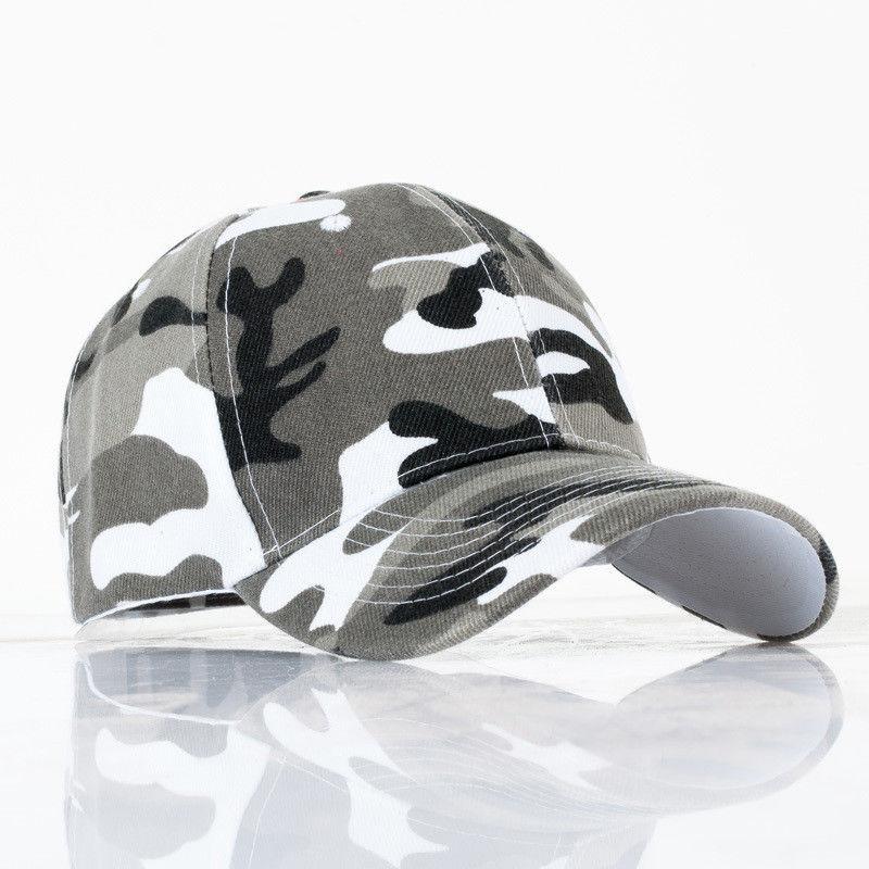 Baseball-kappen Vorsichtig Thefound 2019 Fashion Einstellbare Männer Frauen Camouflage Kappe Camo Baseball Jagd Angeln Armee Sonne Hut