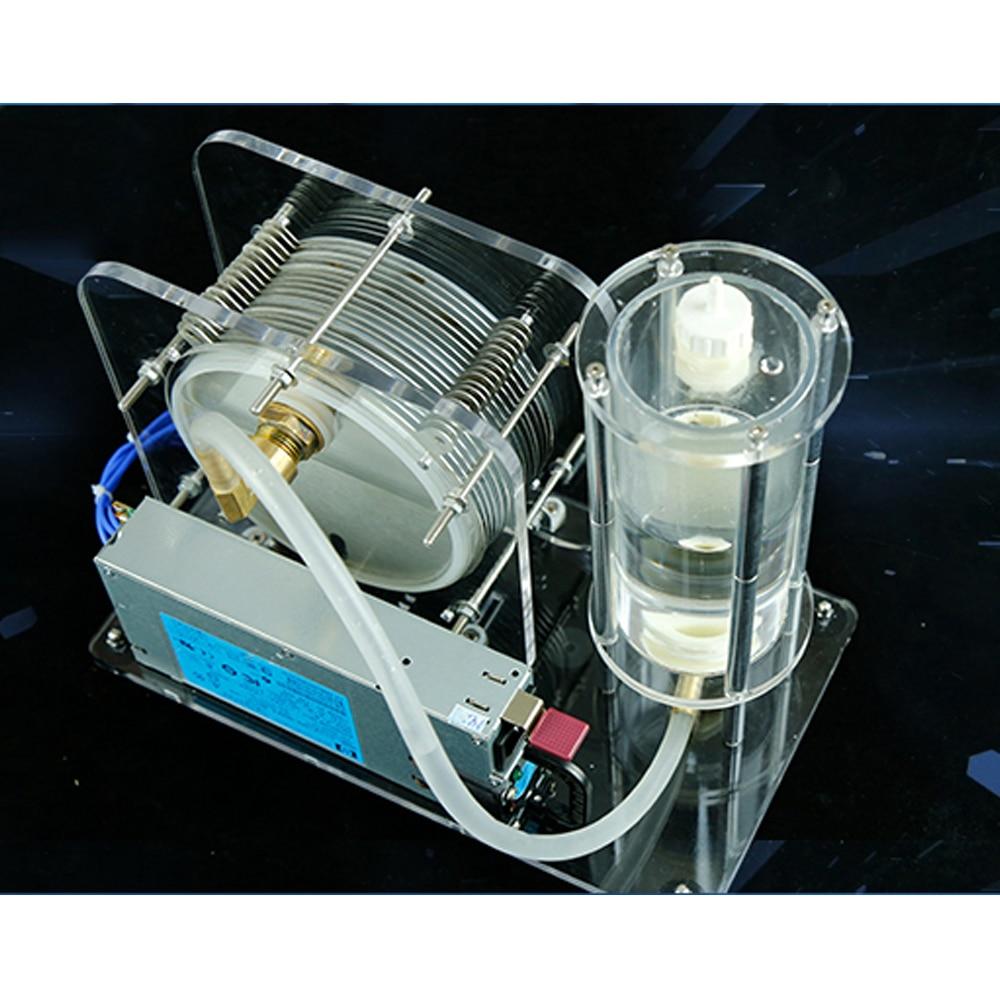 Electrolysis Water Machine Hydrogen Oxygen Generator Oxy-hydrogen Flame Generator Water Welder