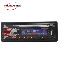 Car Radio Stereo Mp3 Player Bluetooth SD/USB/FM Detachable Front Panel Charger 12V Phone 1 Din radio cassette player Autoradio