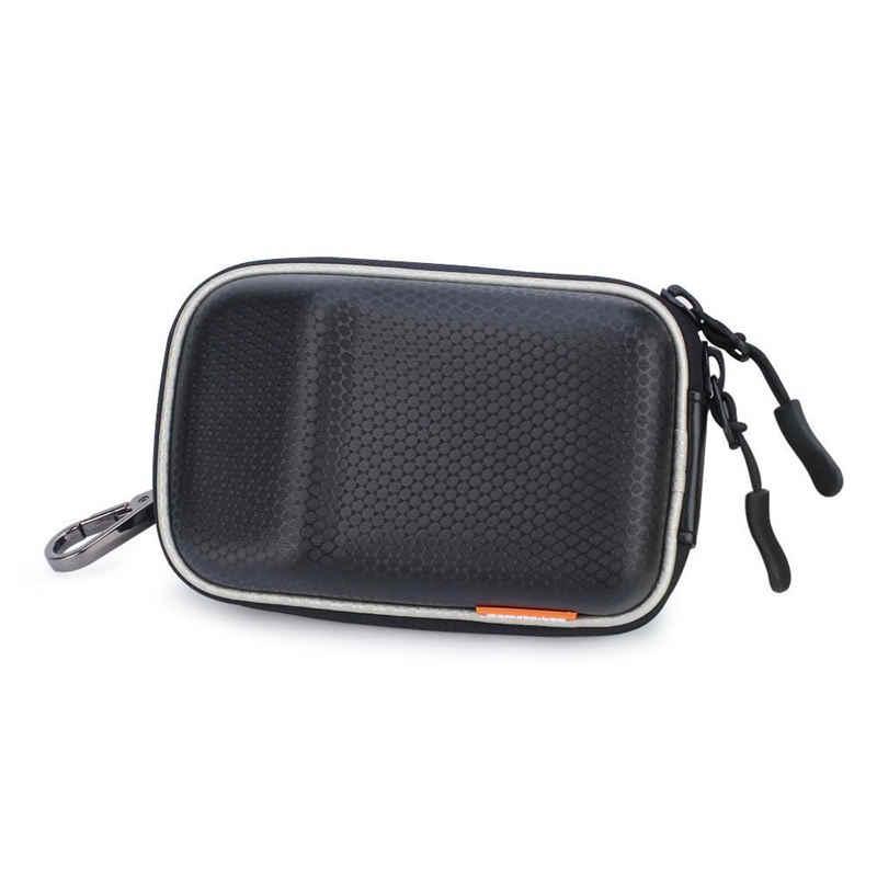Цифровой Камера сумка футляр для защиты поясная сумка для цифровой камеры Nikon Coolpix W300 W100 Aw130 Aw120 S33 S32 L32 L31 sony Rx100 M6 M5 Ii