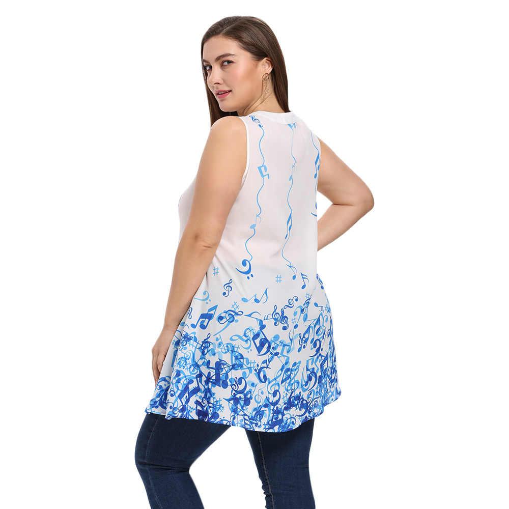 الصيف النساء فضفاض الشيفون تانك سترات أنثى قميص بدون أكمام تانك توب Femininas حجم كبير سترة طويلة كاميس الملابس للبيع