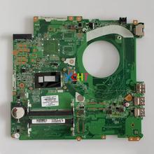 779127 001 779127 501 UMA w i3 4005U CPU для HP 17 F140NR 17T F000 17 F ноутбук материнская плата