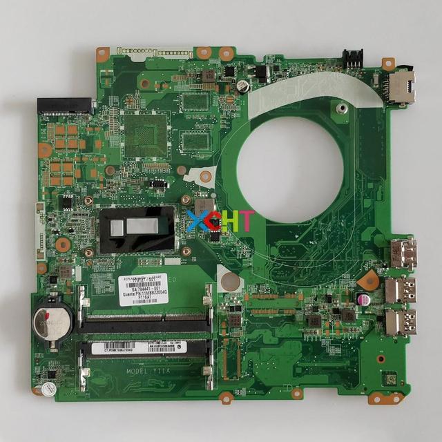 779127 001 779127 501 UMA w i3 4005U מעבד עבור HP 17 F140NR 17T F000 17 F מחשב נייד נייד האם Mainboard