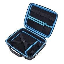 Portátil caso de transporte de viagem caso para apple mac mini desktop e acessórios armazenamento portátil bolsa à prova choque h