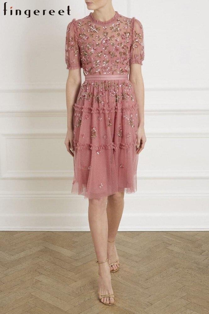 Vêtements Dépasser Pink En Modèle Nouveau Perle D'ongle blue Tenue Même Immortel Colour 19 grey Filé Grande 7E8zqww