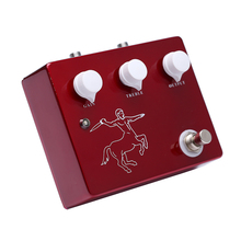 Portable Overdrive Guitar Effect Pedals With True Bypass Klon Centaru Pedal For Electric Guitar biyang x drive overdrive guitar effect pedal stompbox for electric guitar chipset changeable to create diffenet tone od 8