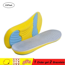 Insoles for shoes massaging shoes inserts orthotic insoles foot care for plantar fasciitis breathable insoles for men/women S06