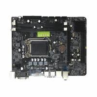 Jia Huayu Professional Motherboard P55 LGA 1156 DDR3 RAM Board Desktop Computer Motherboard 6 Channel Mainboard