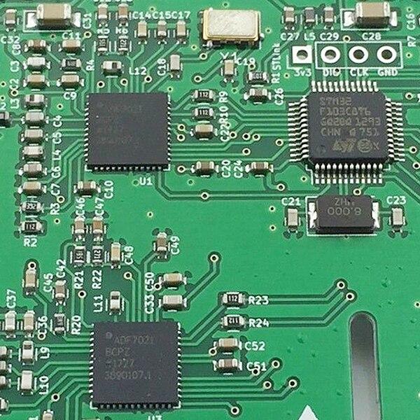 Prise en charge de Hotspot MMDVM Duplex P25 DMR YSF pour Raspberry Pi avec 2 antennes - 6