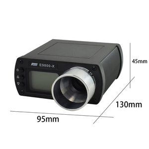 Image 5 - Medidor de velocidade precisão, instrumento de medição, tela lcd portátil, cronoscópio E9800 X, testador de velocidade