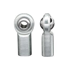 4 шт. 1/4 ''диаметр CF4 дюймов стержень концевой подшипник 1/4-28 женский резьбовой шарнир рулевой тяги стержень концы материал