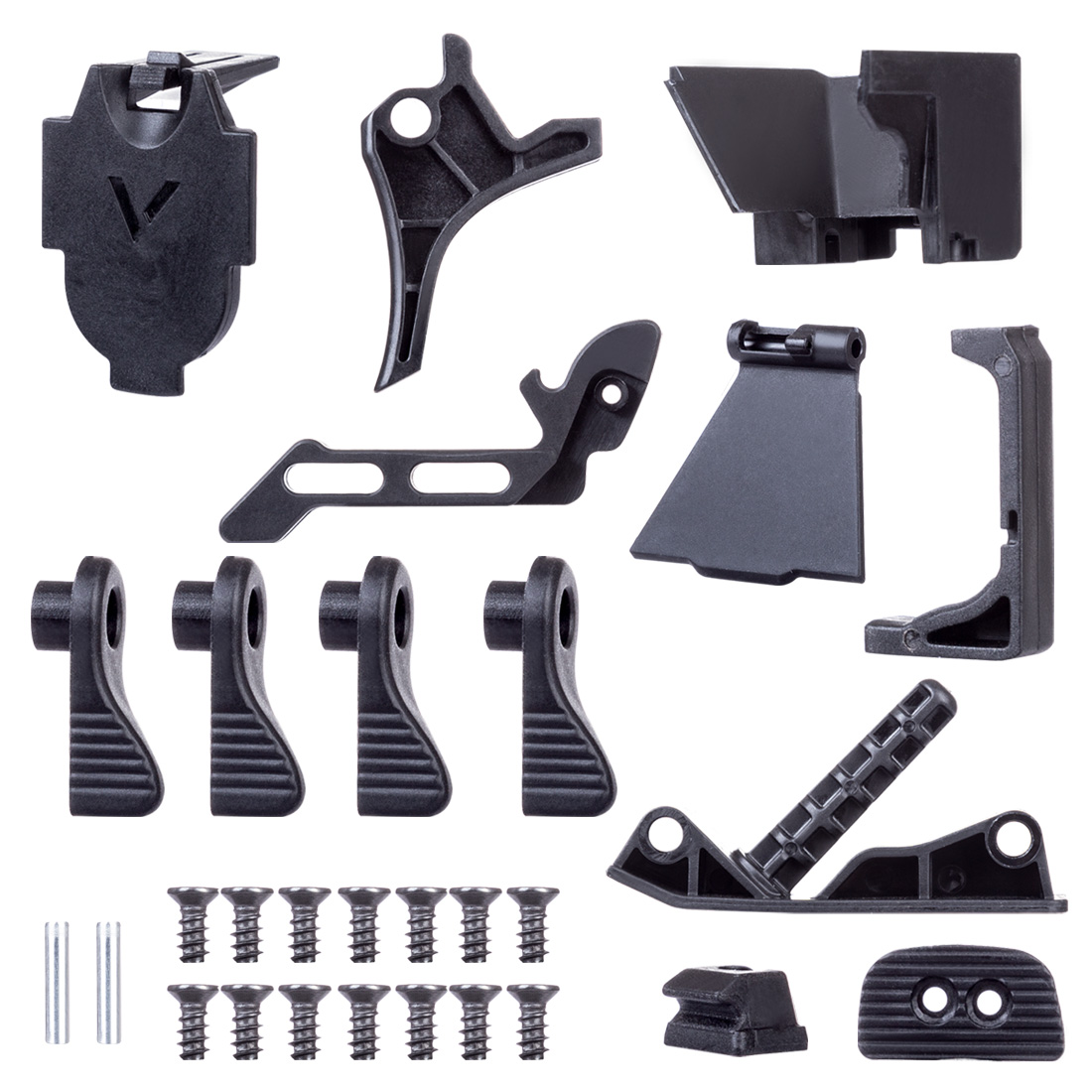 LH Vector Gen.2 Body Small Accessory Kit For LH Vector Gen.2 Water Gel Beads Blaster - Black