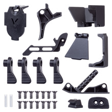 LH Vector Gen.2 Body Small Accessory Kit for Water Gel Beads Blaster - Black