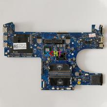 CN 00W5HN 00W5HN 0W5HN w I7 2640M מעבד עבור Dell Latitude E6220 נייד מחשב נייד האם Mainboard נבדק