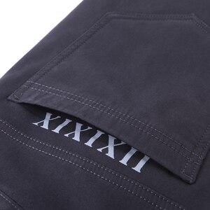 Image 4 - Мужские уличные повседневные штаны Pioneer Camp, зимние штаны из толстого флиса, брендовая одежда