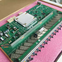 Hua wei OLT EPFD 16 ports EPON board apply to MA5680t MA5683T MA5608T with 16 SFP modules PX20+