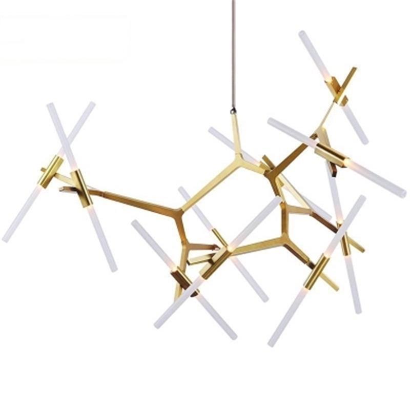 Moderna Nordic Illuminazione Pendelleuchte Apparecchio Lustre Casa Gantung Lampadina Moderna Lampada a Sospensione Loft Luminaria Luce Del Pendente