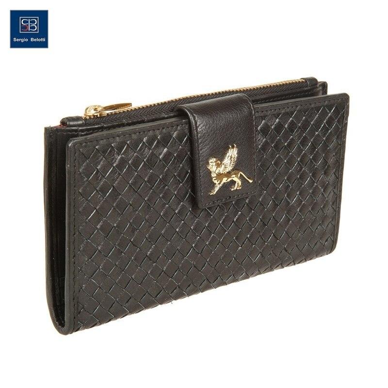 Coin Purse Mano 19402 forte black aim vintage knitting pattern black wallets men brand design genuine leather wallet fashion credit card holder price coin purse