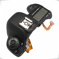 100% oryginalny najwyższej pokrywa montaż z ramię panel sterowania i przycisk części dla Canon EOS 5D Mark IV; 5DIV 5D4 DS126461 SLR w Powłoka aparatu od Elektronika użytkowa na