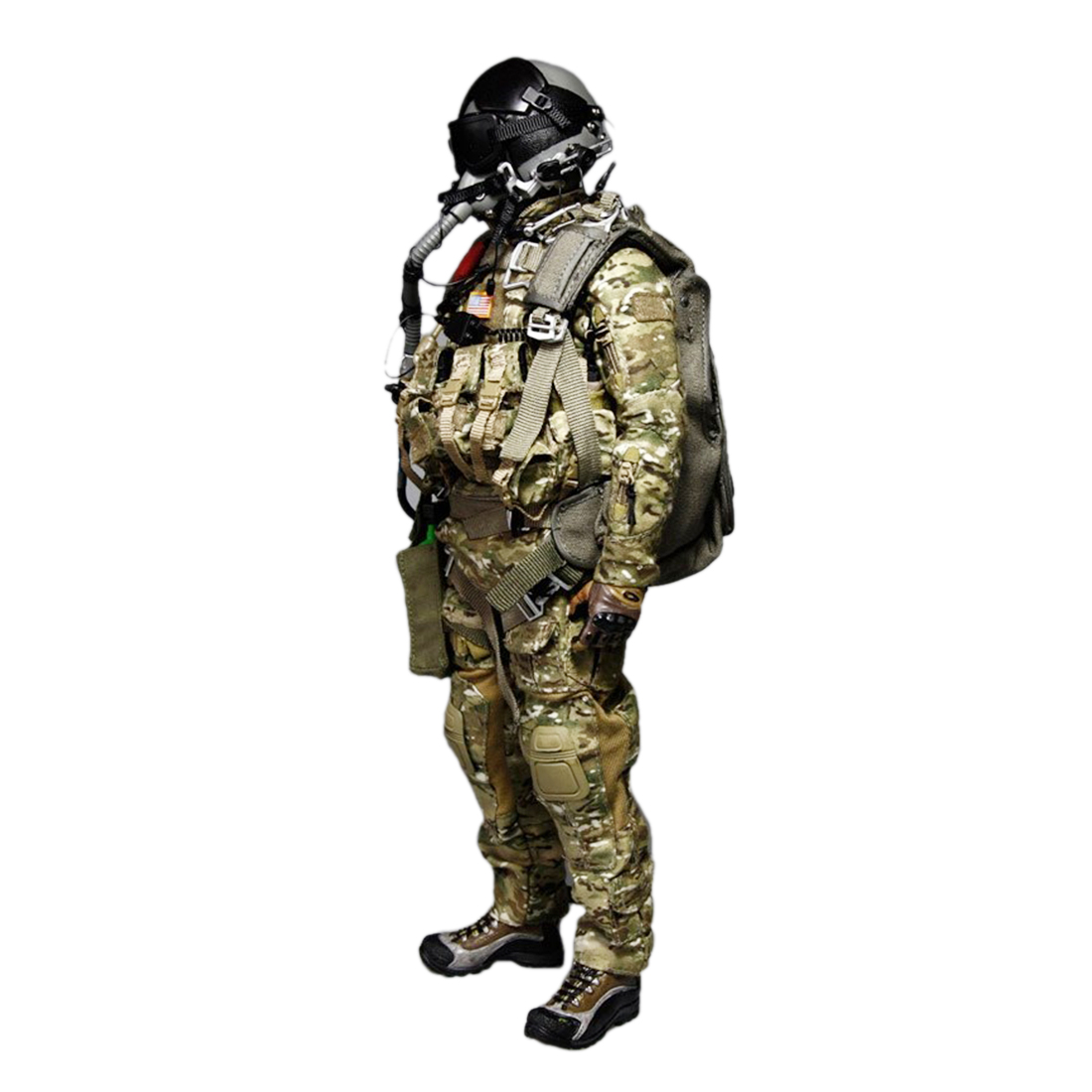 Body And Head Not Included Preventing Hairs From Graying And Helpful To Retain Complexion Veryhot Soldier Model Suit Special Forces Clothes Equipment For 1/6 12 Inch Soldier Model
