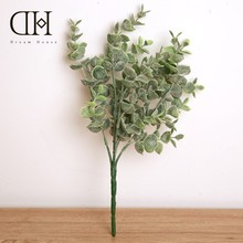 Dream House DH Green Planting garden Decoration Simulation artificial plants eucalyptus suculentas jungle party decorations