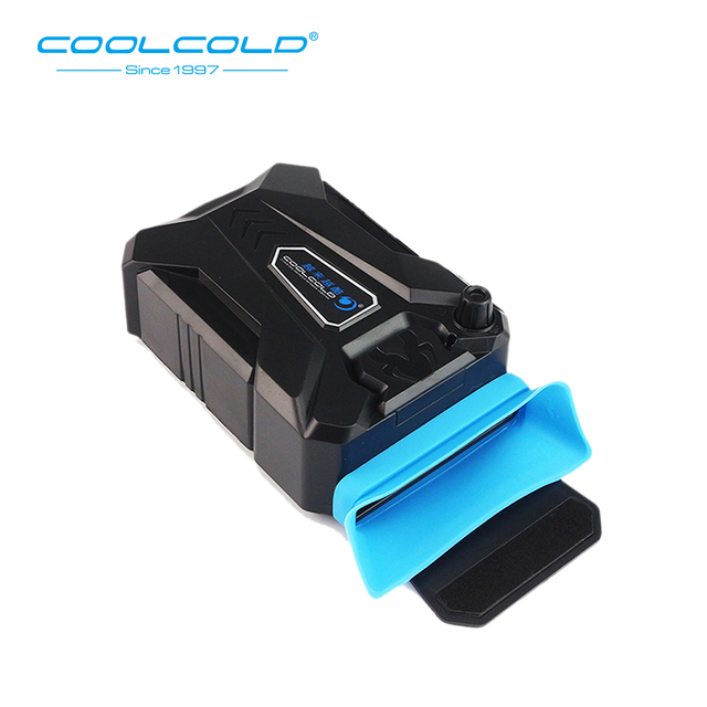 USB Air Cooler External Extraction Cooling Fan Portable