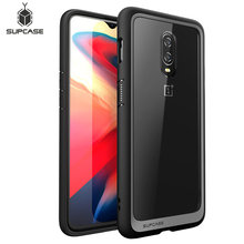 For One Plus 6T Case SUPCASE UB Style Series Anti knock Premium Hybrid Protective TPU Bumper + PC Cover Case For OnePlus 6T