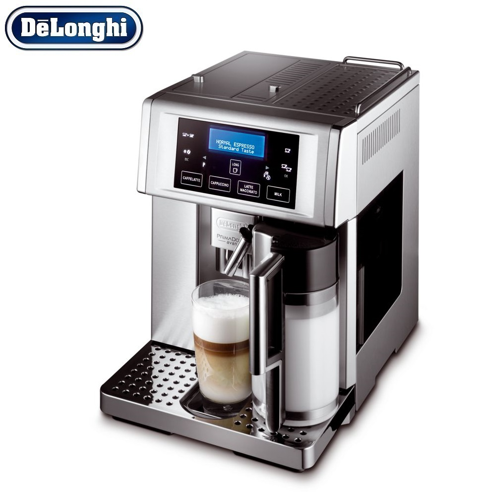 Coffee Machines Delonghi ESAM 6704 Home Kitchen Appliances household automatic preparation of hot drinks