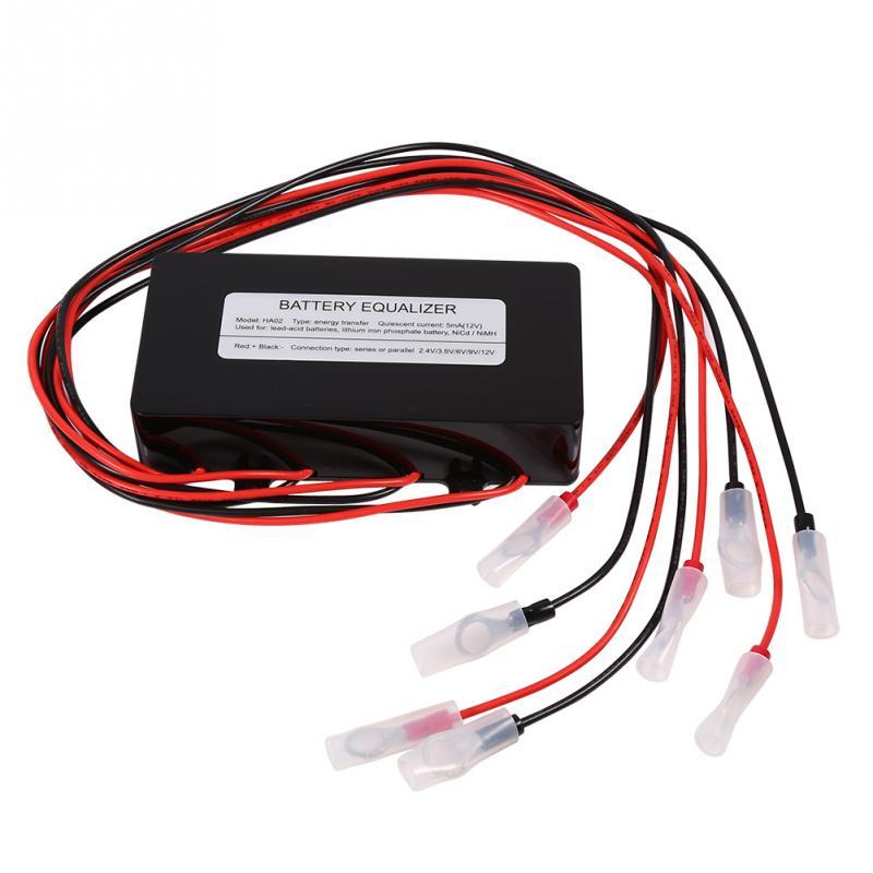 HA02 48V Solar System Battery Equalizer Battery Balancer Charger Controller For Lead acid Batteries