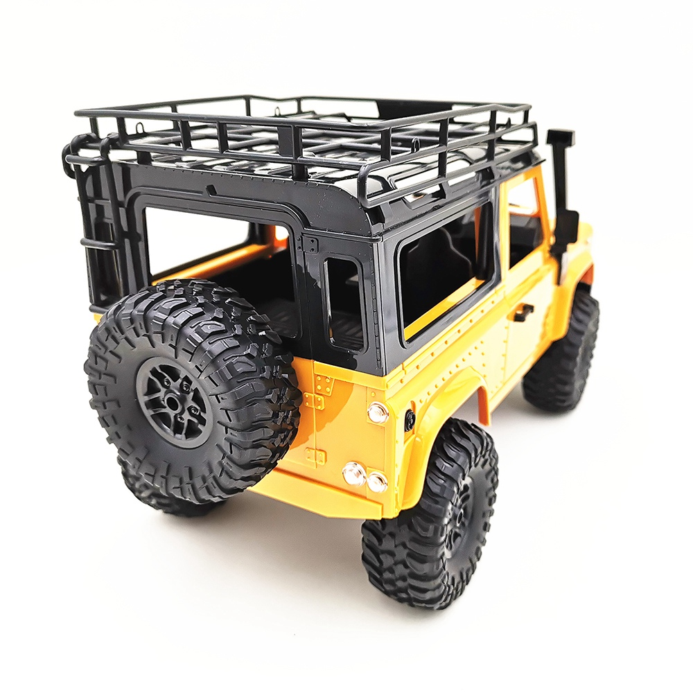 Mn 90 1 12 2 4G 4Wd 15Km H Rc With Front Led Light 2 Body Shell Rock Crawler Truck Rtr Unisex Remote Control Rc Truck Boys Toys in RC Cars from Toys Hobbies