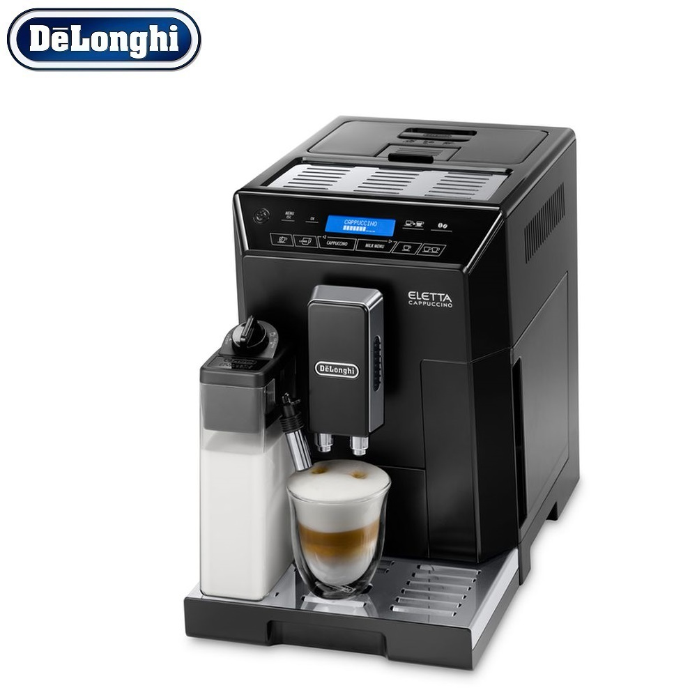 Coffee Machine DeLonghi ECAM 44.664 B kitchen automatic Coffee machines automatic Coffee Maker cappuccino Kapuchinator automat coffee pull flower mold coffee printing model powder pad latte cappuccino 16 with coffee
