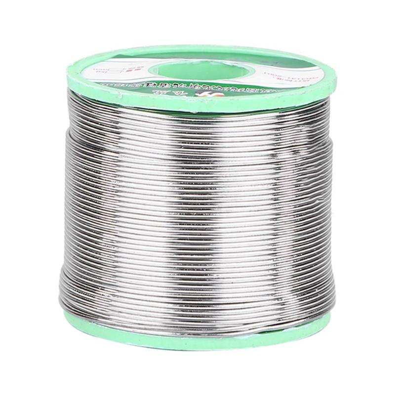 500g/roll Tin Wire Lead Solder Wire Flux Reel Welding Line Welding Wires 0.8mm/1.0mm/2.0mm For Electrical Repair