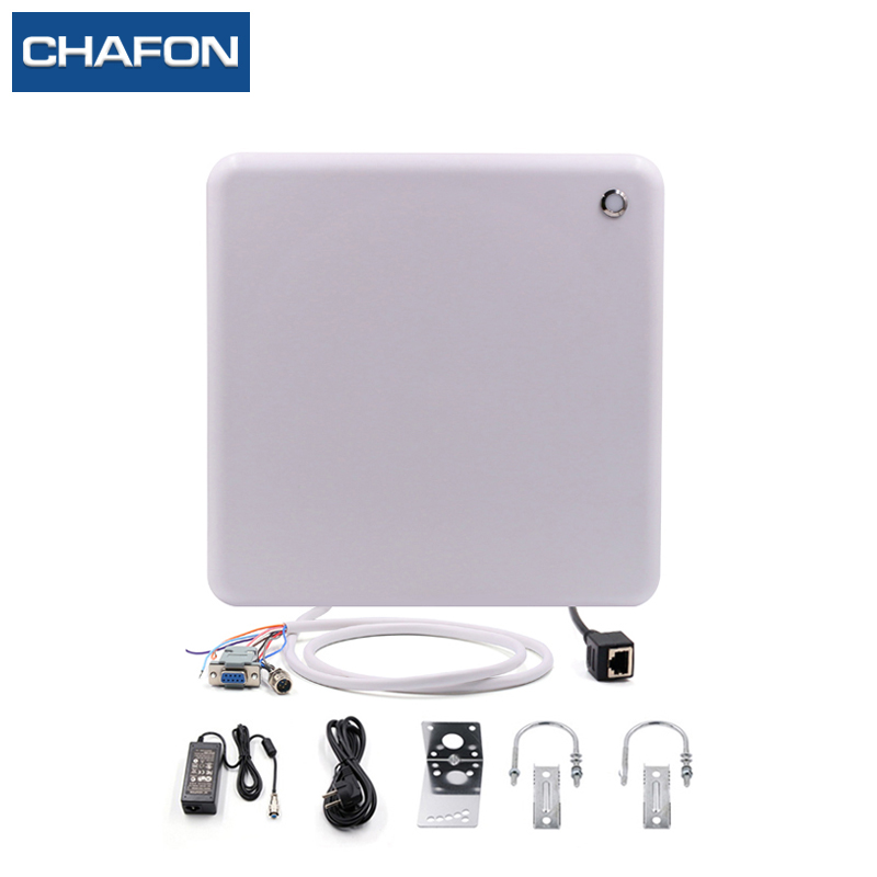 Access Control Hearty Chafon 15m Uhf Rfid Card Reader Long Range Ip65 With Rs232 Wg26 Interface With Led Indicator Provide Free Sdk For Parking Lot A Wide Selection Of Colours And Designs