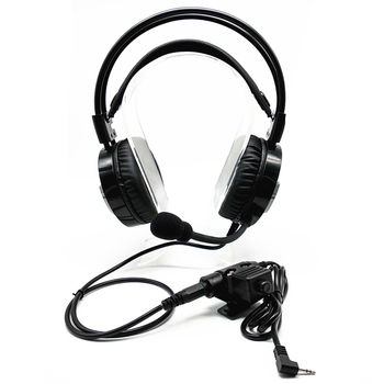 Walkie Talkie Headphone Noise Cancelling Headset For Motorola Talkabout Portable Radio TLKR T3 T4 T60 T80 MR350R