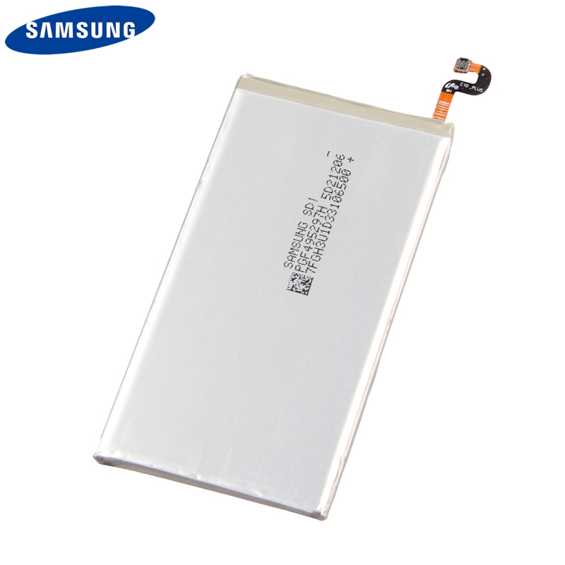 Samsung Original Replacement Phone Battery EB BC915ABE For Samsung GALAXY C10 C9150 Authenic Rechargeable Battery 4000mAh in Mobile Phone Batteries from Cellphones Telecommunications