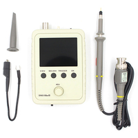 DSO150 Oscilloscope full assembled with P6020 BNC standard probe Electrical shell oscilloscope NC fish clip probe