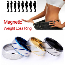 Fashion Magnetic Medical Anti Cellulite Ring Lose Weight Slimming Products Fitne