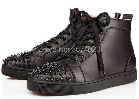 Casuais Mais Cores Superiores Até as Exército Altas Homens Sneakers Pics Spikes Pé Dedo Qianruiti Plataforma Rendas De Do Verde As Sapatos Apartamentos Pics Sapatilhas Rebites xUnqpwZH