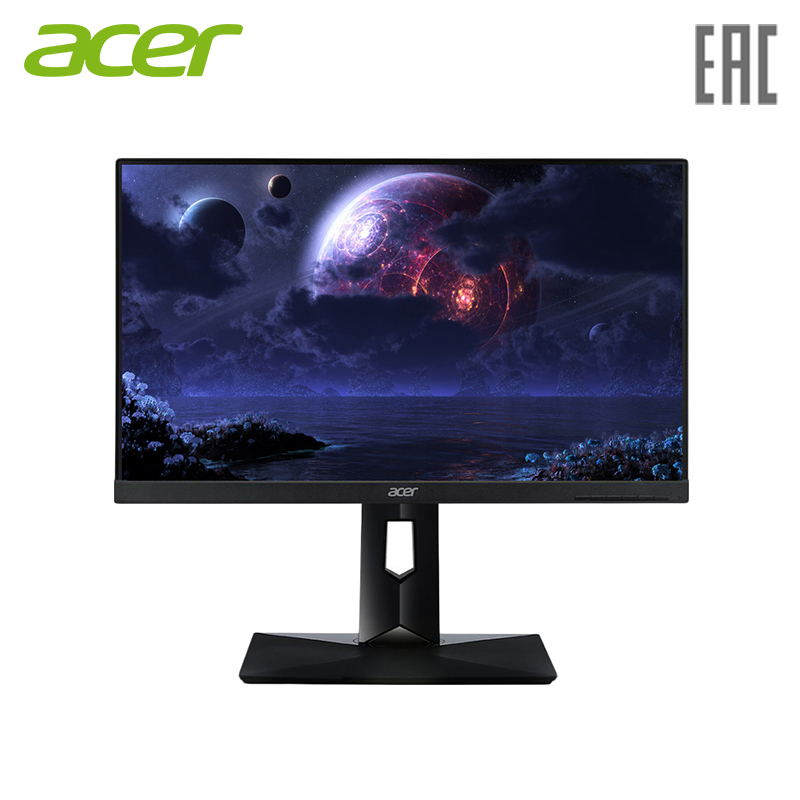 Monitor Acer 27 CB271HKAbmidprx monitor 19