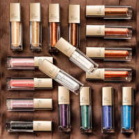 Pudaier 18 Colors Makeup Glitter Eyeshadow Pallete Waterproof Long Lasting Shimmer Eye Shadow Diamond Make Up Cosmetics TSLM1