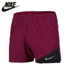 9577e40a Nike аутентичные для мужчин Летние Training шорты спортивные для бега  дышащая быстросохнущая шорты для женщин 834189