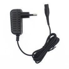 Plug Lead Batterij Oplader Overbelasting Bescherming Adapter Voeding Handig Black Wv Stofzuigers
