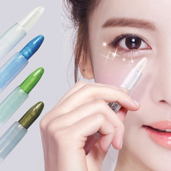 1 pc Cosmetics Dream EyeShadoe Pen Eyeliner Long Lasting Cilorful Pigment Eye Liner Pencil for Makeup image
